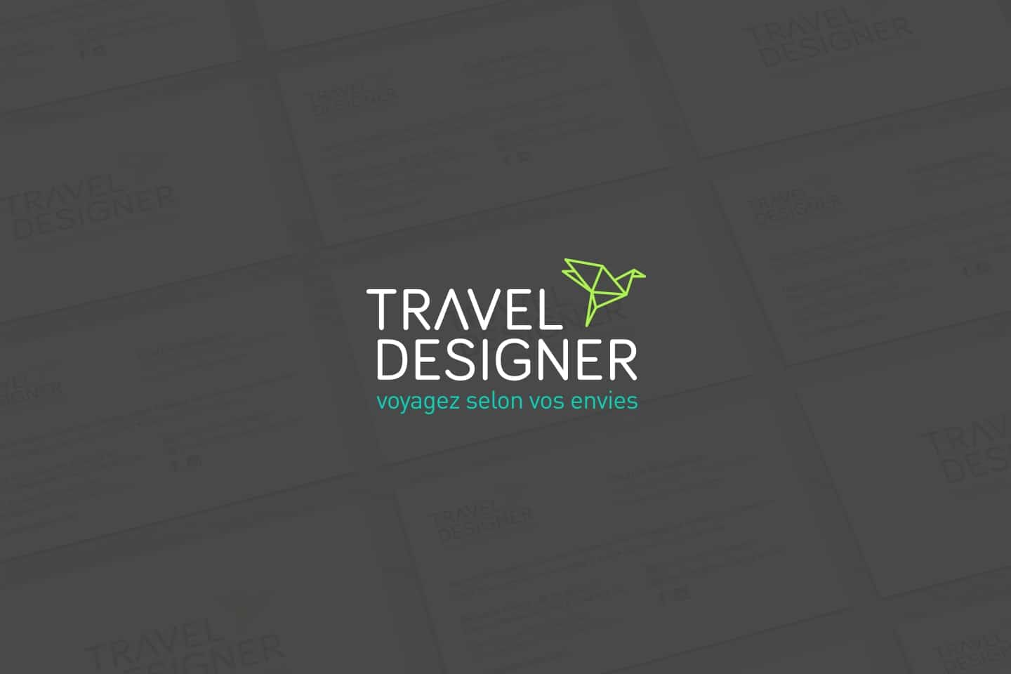 Travel designer - Graphic design