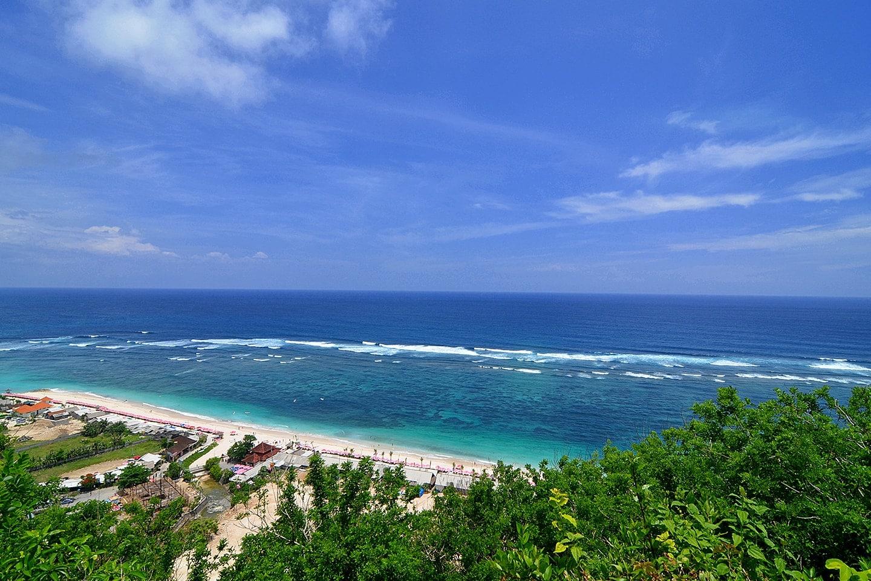 Plage de Pandawa Bali - Indonésie