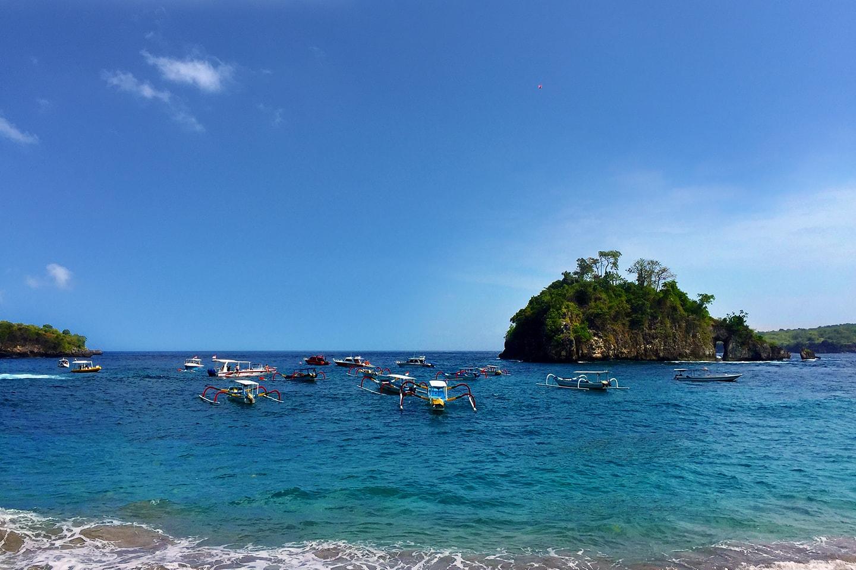 Crystal Bay, Nusa Penida - Indonésie