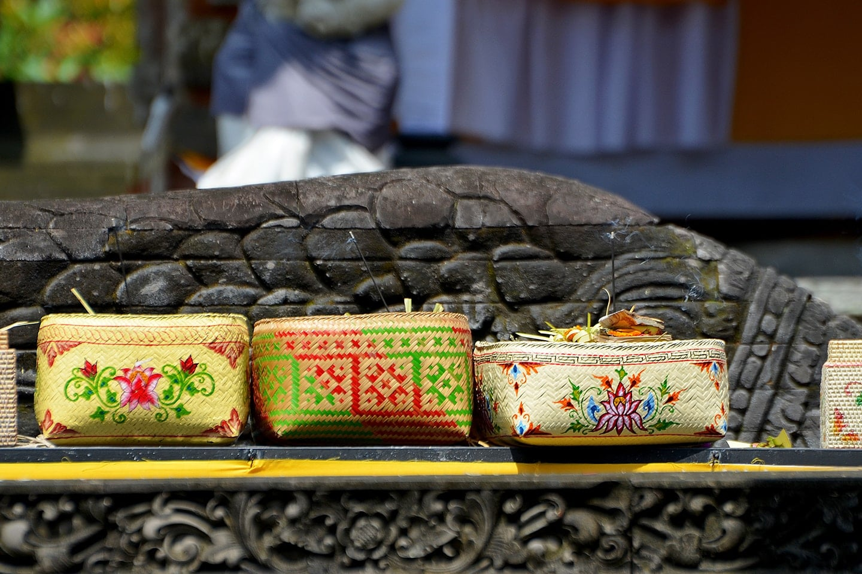 Temple Tirta Empul à Bali - Indonésie