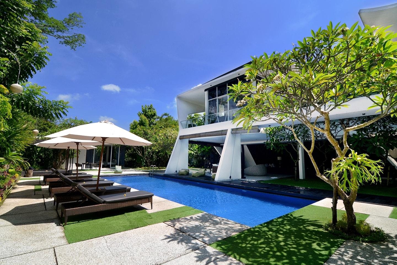 villa Z3 Residence - Marine Larzilliere