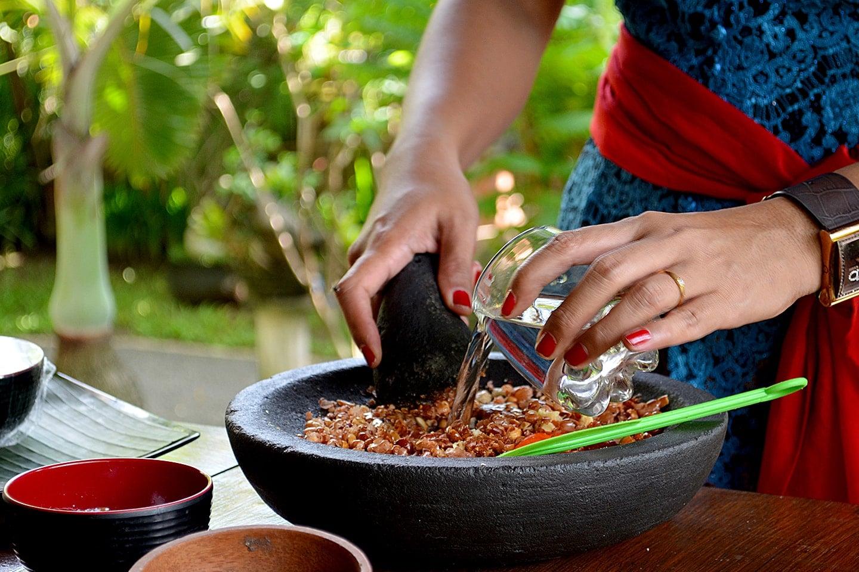 Ubad Ubud Cooking class - Bali