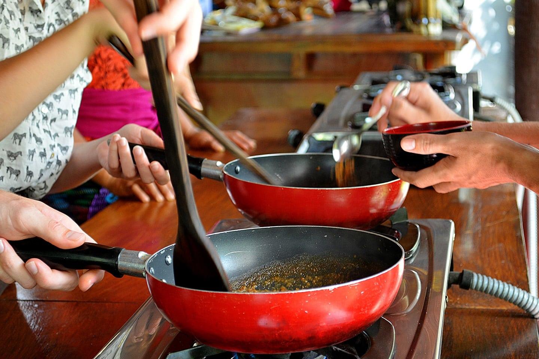 Ubad Ubud cooking class Bali