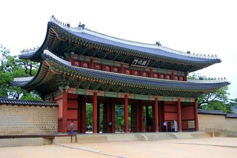 Corée du sud - Palais de Changdeokgung