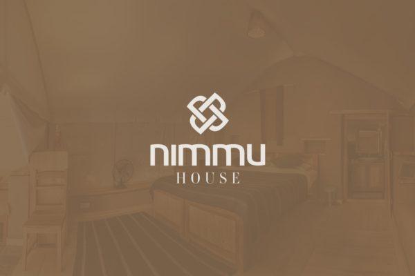 Nimmu house - Design graphique