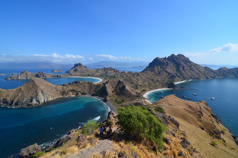 Île de Padar - Indonésie - Photos de voyages