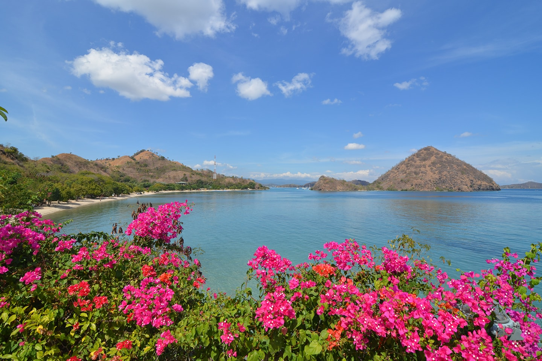 Flores - Plage de Waecicu, Labuan Bajo - Indonésie - Photos de voyages