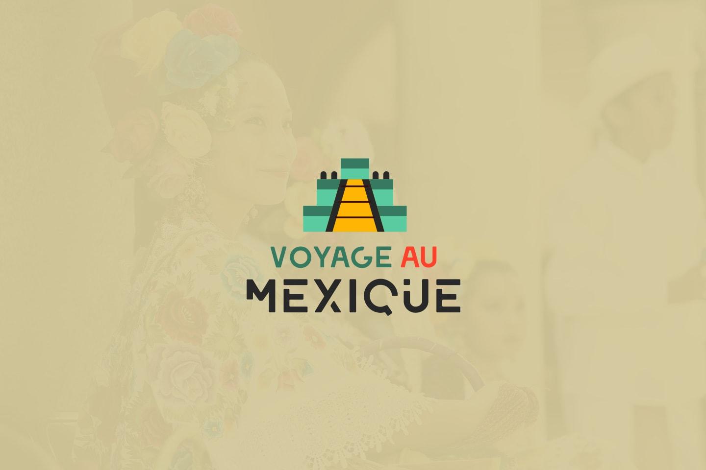 Voyage au Mexique - Design graphique