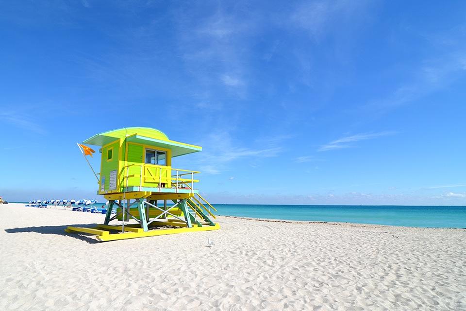 Miami Beach, USA | Inspiration voyage