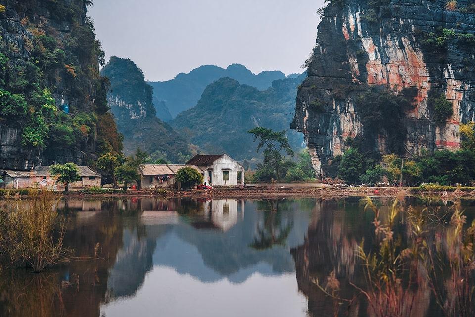 Le Vietnam et ses paysages incroyables