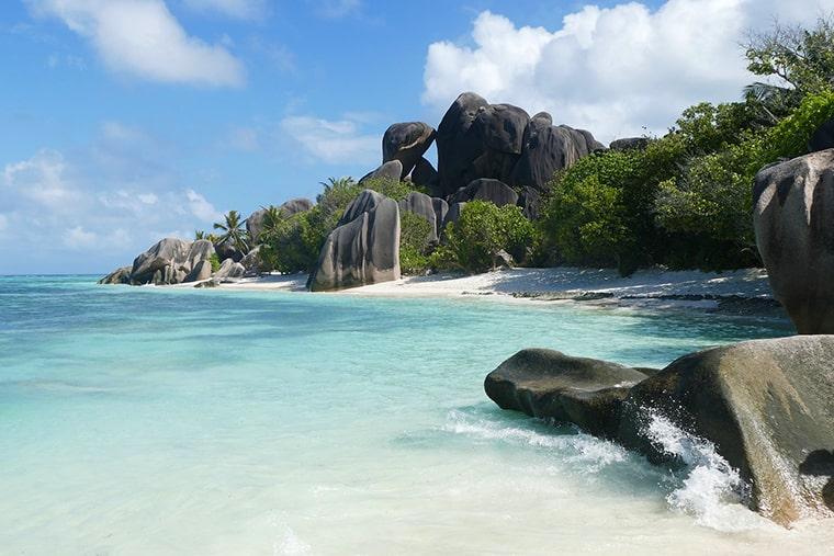 Anse Source d'Argent : Seychelles