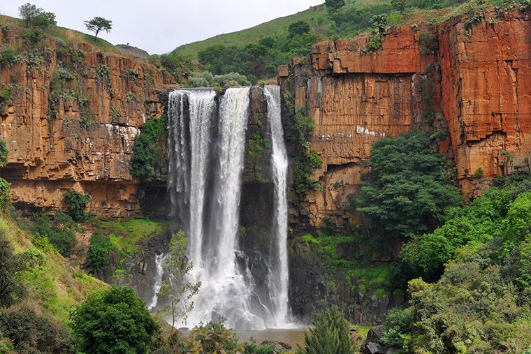 Waterval Boven en Afrique du Sud
