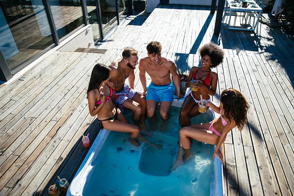 123SPA, la boutique en ligne de vente de spa américain et douche solaire
