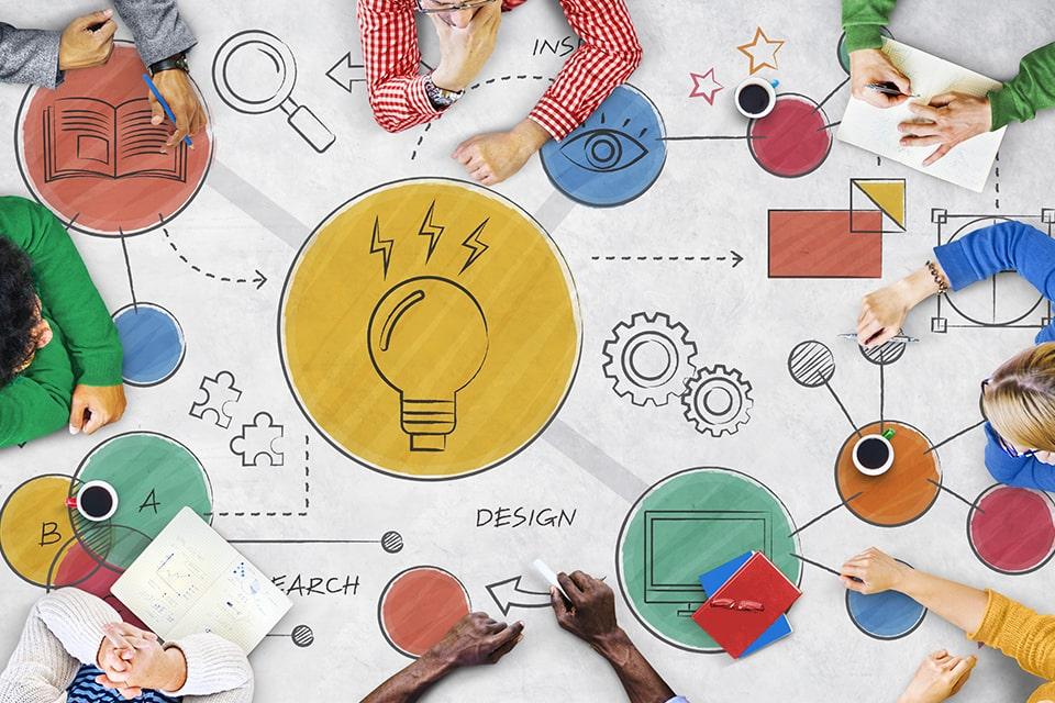 Qu'est-ce que le design thinking et quels sont ses principes ?