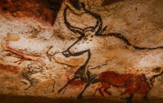 Visite de la grotte de Lascaux et ses œuvres d'art préhistoriques en Dordogne